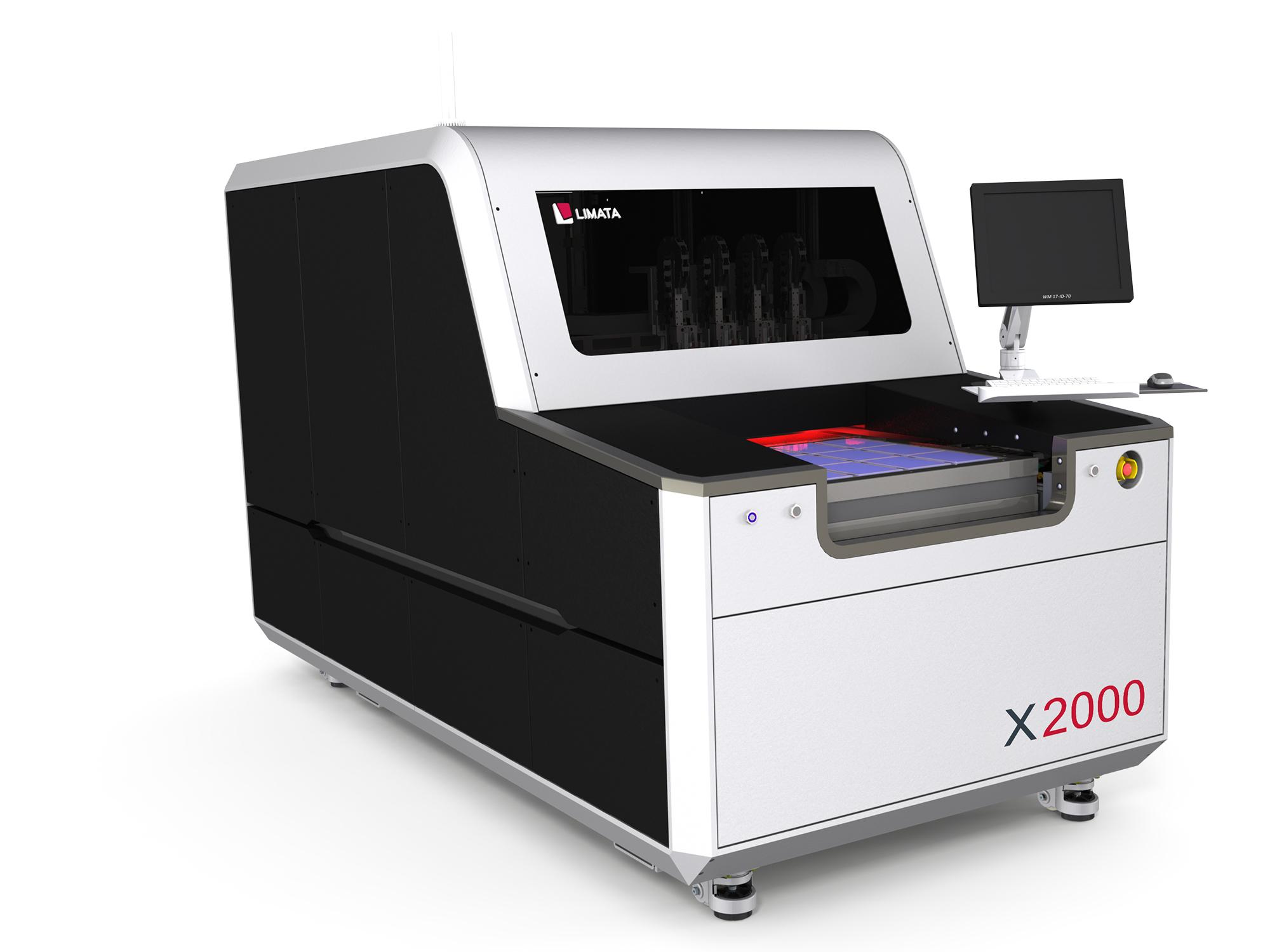 X2000 System series