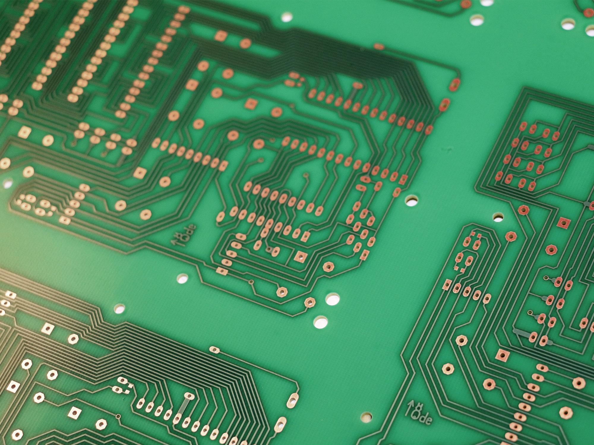 Green solder resist